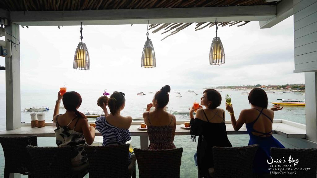 峇里島(巴里島)Bali|藍夢島Lembongan Island 8天行程總覽!閨蜜島嶼渡假 :)
