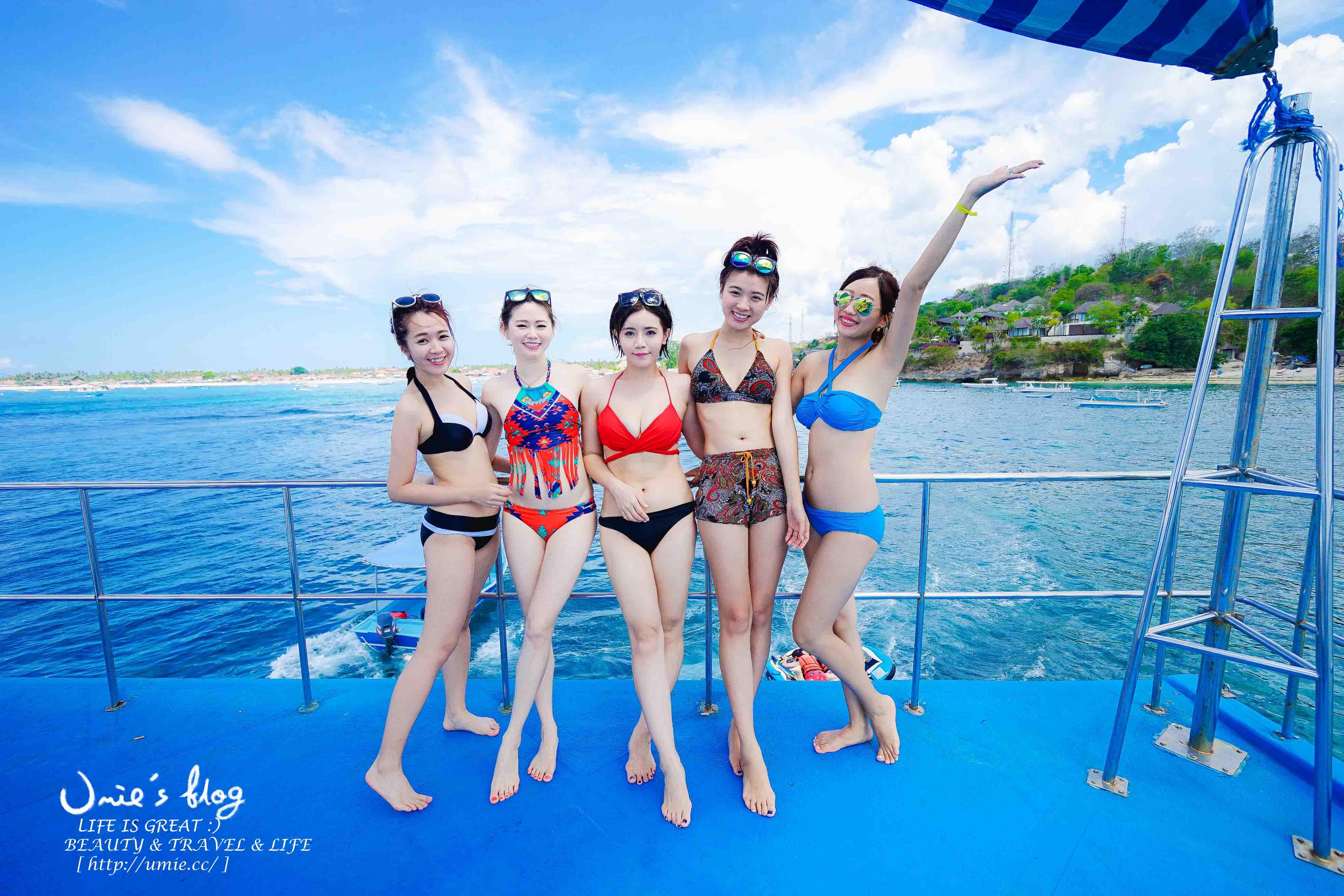 印尼峇里島藍夢島渡假 Day2 |藍夢島景點推薦 !Bay Shore Hut's Hotel小木屋|浮潛|海上活動