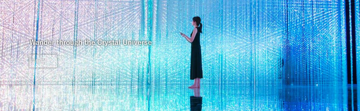 東京台場必去|DMM.PLANETS 無法形容的美!看過最讓我心動的數位藝術展 :) 御台場夢大陸2016