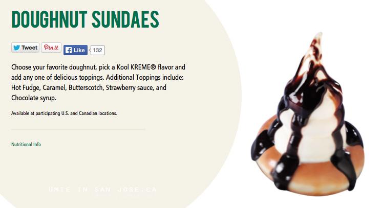 2014 Krispy Kreme in California