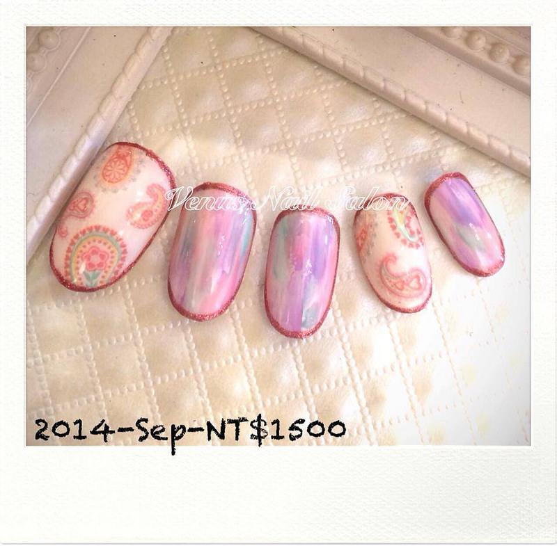 201409 Venus Nail