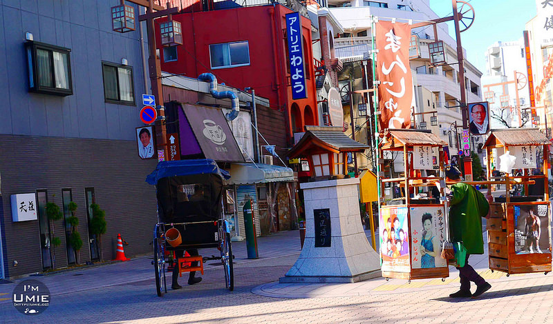 日本東京自助旅行必看-東京淺草寺和服租借/和服着物體驗推薦店家-淺草七變化!(可說中文喔!)