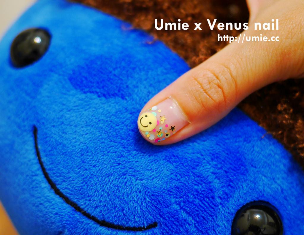 20150701 Venus nail美甲工坊/指甲光療/umie.cc/美妝部落客