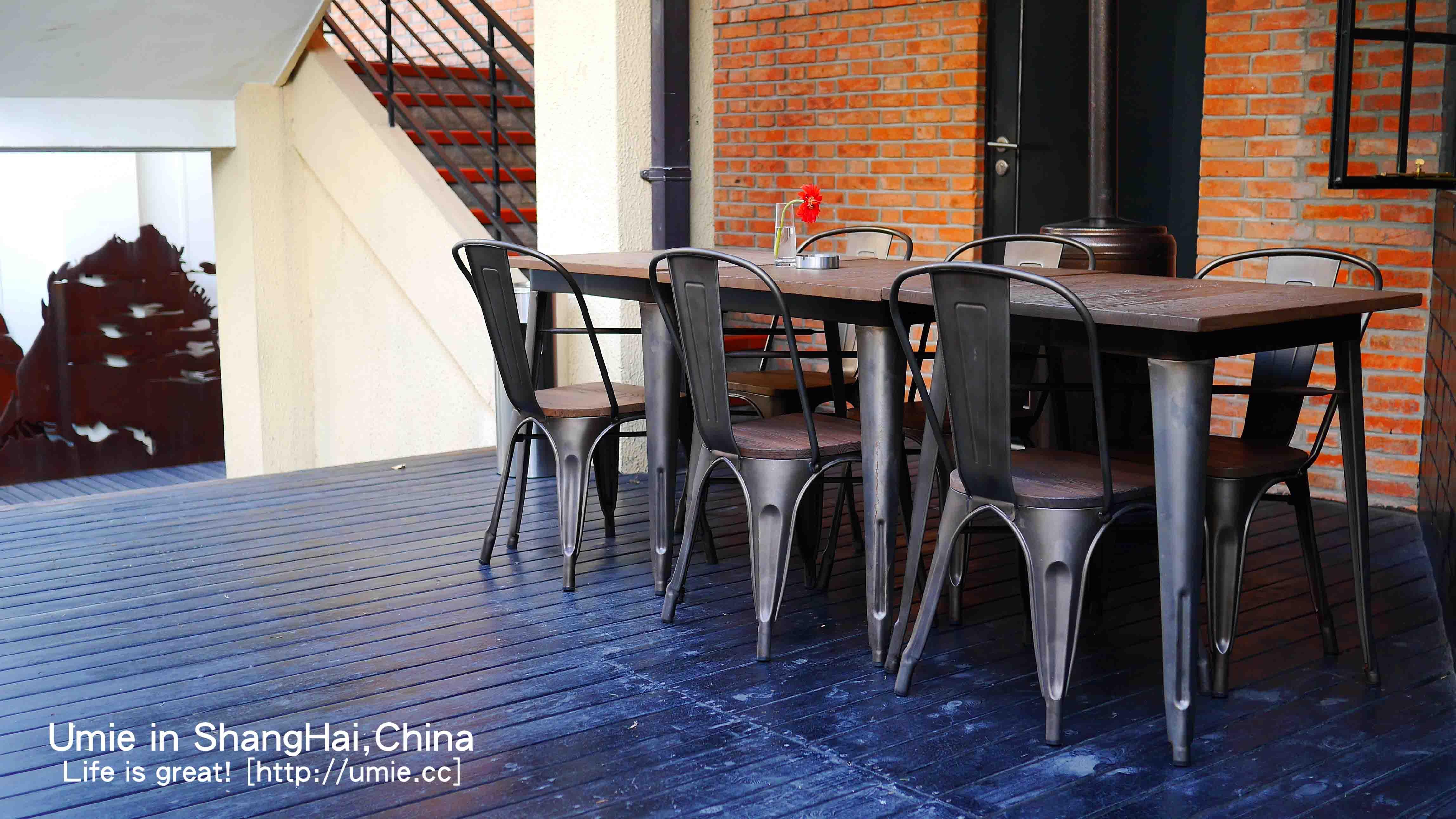 上海必去景點-徐家匯區|昔日法租界-秋天的武康庭| Notting Hill British Cuisine 英式餐廳餐點推薦